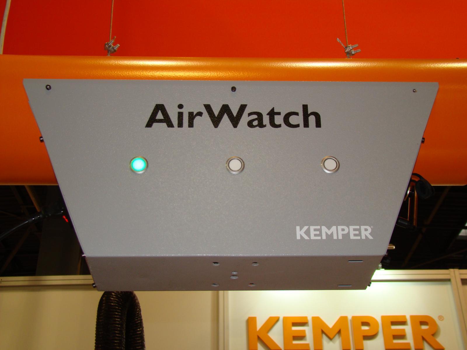 AirWatch - monitoring powietrza
