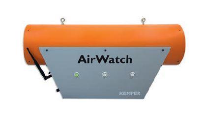 AirWatch - system monitoringu powietrza