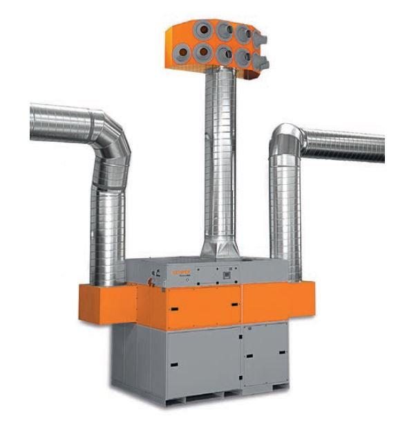 KemJet - system wentylacji pomieszczen