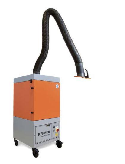 Odpylacz FilterMaster XL z ramieniem odciagowym