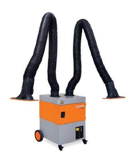 Odpylacz ProfiMaster z 2 ramionami odciagowymi