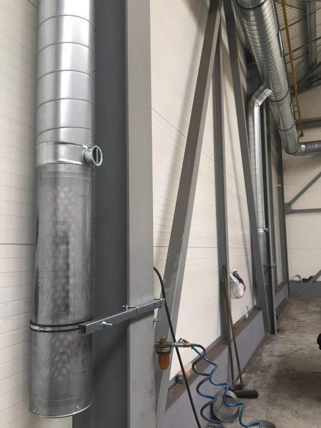 push-pull - filtrowentylacja