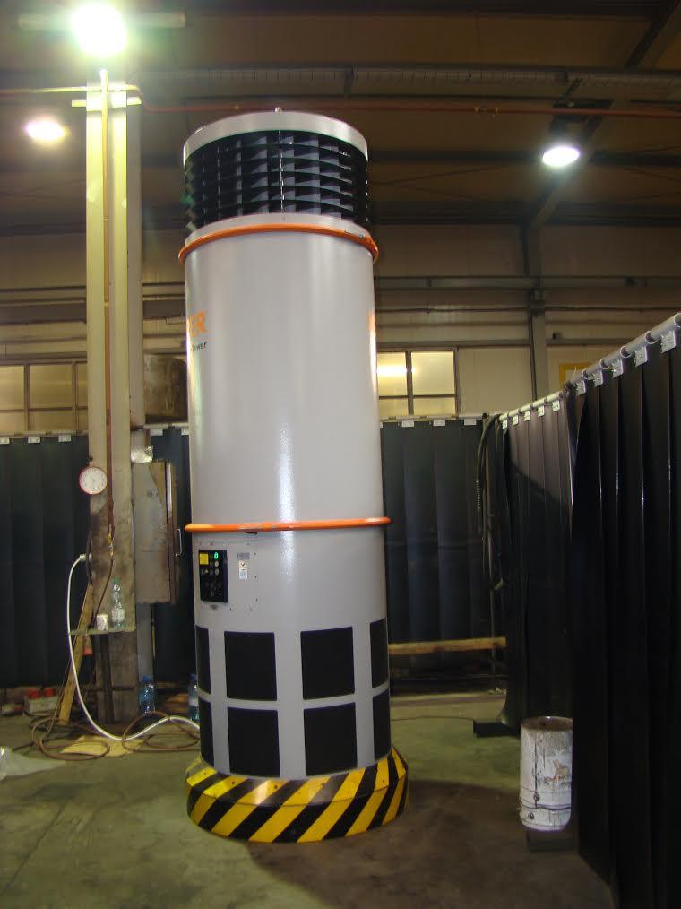 wieża filtracyjna