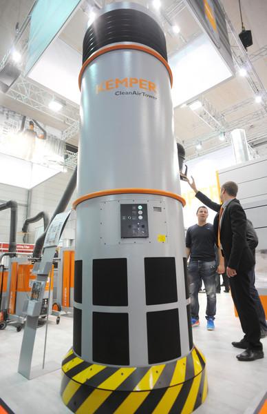 wieża filtracyjna kemper