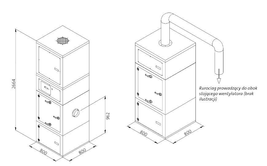 Centralne systemy filtrowentylacyjne