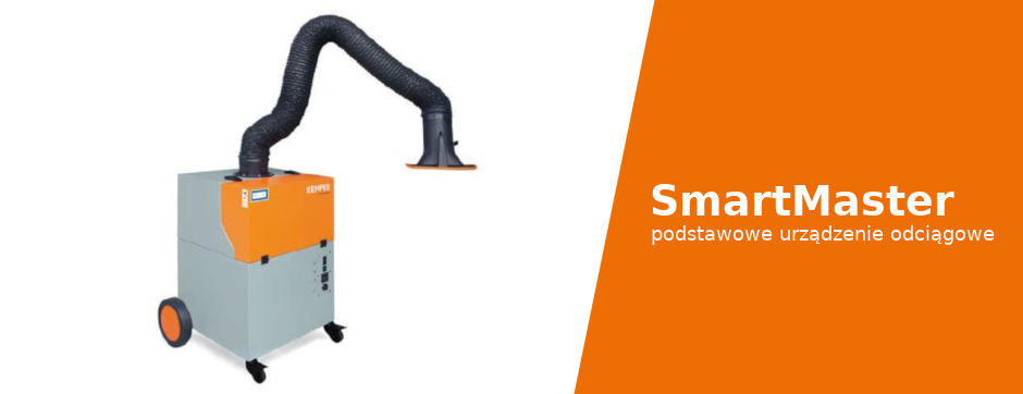 SmartMaster podstawowe urządzenie odciągowe